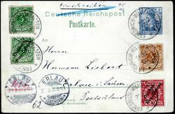 10164010: Deutsche Kolonien Neuguinea Mitläufer
