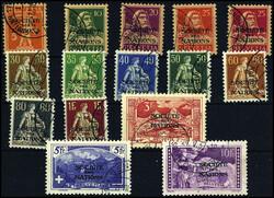 5670: Schweiz Völkerbund SDN
