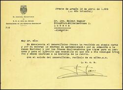 5655099: Schweiz Rayons diverse - Autographen