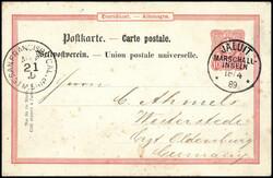 219: Deutsche Kolonien Marshall Inseln, Vorläufer
