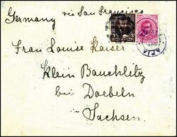 229: Deutsche Kolonien Samoa, Vorläufer