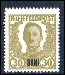 4815: Poste d'Autriche Roumanie