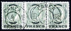 4780: Österreich Post auf Kreta