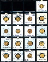 8360: Münzen Alle Welt - Sammlungen