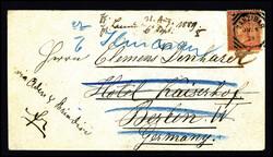 173: Deutsche Kolonien Ostafrika, Vorläufer Sansibar