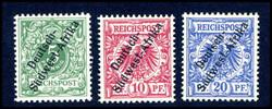 185: Deutsche Kolonien Südwestafrika