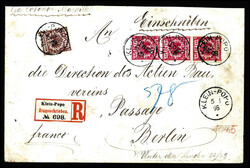 10239010: Deutsche Kolonien  Togo Mitläufer