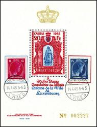 4210: Luxemburg - Vignetten