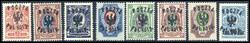 4985: Polen Post des Polnischen Korps