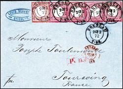 1100010: Deutsches Reich, 1872 Kleiner Brustschild