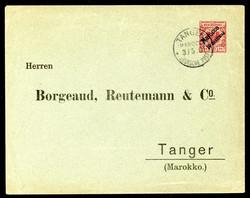 155: Deutsche Auslandspost Marokko - Ganzsachen
