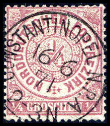 159: Deutsche Auslandspost Türkei, Vorläufer