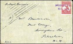 1750: Australien - Official stamps