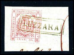 3365: Italien Staaten Modena