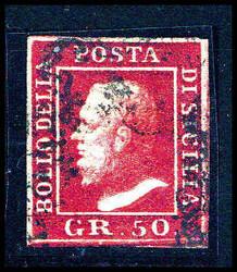 3400: Italien Staaten Sizilien