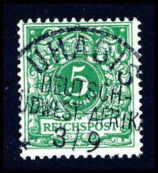 10184010: Deutsche Kolonien Deutsch Südwestafrika Mitläufer