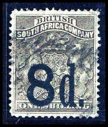 5355: Rhodesien