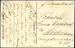 10258050: Deutsche Marine Schiffspost Interniertenpost 1914-1919