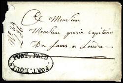 4410: Mauritius - Vorphilatelie