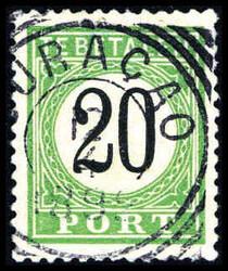 6130: Surinam - Portomarken