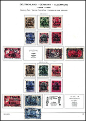 7011: Sammlungen und Posten Dt. Kolonien
