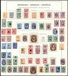 1725: Armenien - Collections