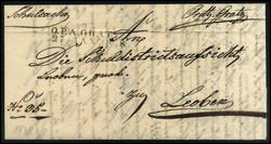 4745: Österreich - Vorphilatelie