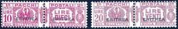 3560: Italienisch Eritrea - Paketmarken