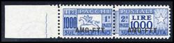 6285: Triest Zone A - Paketmarken