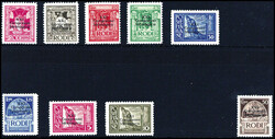 1545100: Ägäische Inseln Italienische Besetzung 1923
