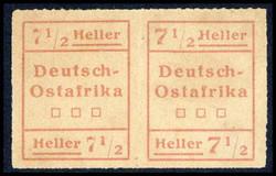 10175050: Deutsche Kolonien Deutsch Ostafrika WUGA