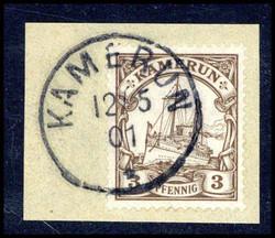 190: Deutsche Kolonien Kamerun