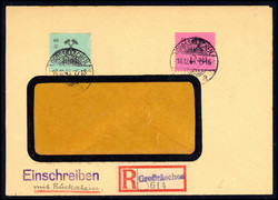 960: German Local Issue Grossräschen