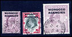 2890: Great Britain British Post in Morocco