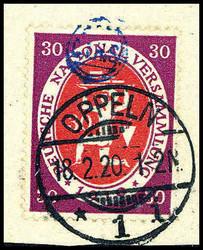 325: Ost-Oberschlesien Oppelner Notausgabe