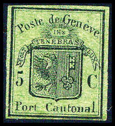 5645: Schweiz Kantone Genf