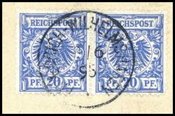 164: Deutsche Kolonien Neuguinea, Vorläufer