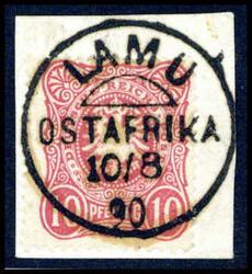 172: Deutsche Kolonien Ostafrika, Vorläufer Lamu