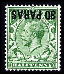 2895: British Levant