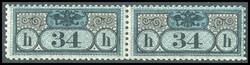 4750: Austria Justice Service Stamps
