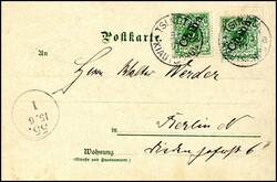 10204010: Deutsche Kolonien Kiautschou Mitläufer