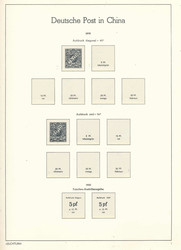 7011015: German Colonies History of the Colonies Collections - Supplies: pre-printed albums