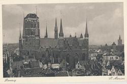 340: Danzig - Postkarten