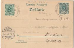 165: Deutsche Kolonien Neuguinea - Postkarten