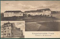106000: Deutschland West, Plz Gebiet W-60, 600 Frankfurt am Main