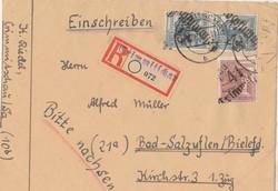 1370190: SBZ Handstempel Bezirk 41
