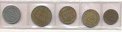 840230: Banknoten Saarland - Muenzen