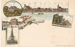 112060: Deutschland Ost, Plz Gebiet O-20, 206 Waren