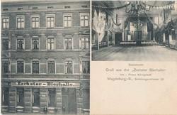 113000: Deutschland Ost, Plz Gebiet O-30, 300-309 Magdeburg Ort