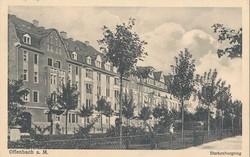 106050: Deutschland West, Plz Gebiet W-60, 605 Offenbach am Main